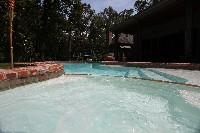 Desert Springs Fiberglass Pool and Spa in White Rock, SC
